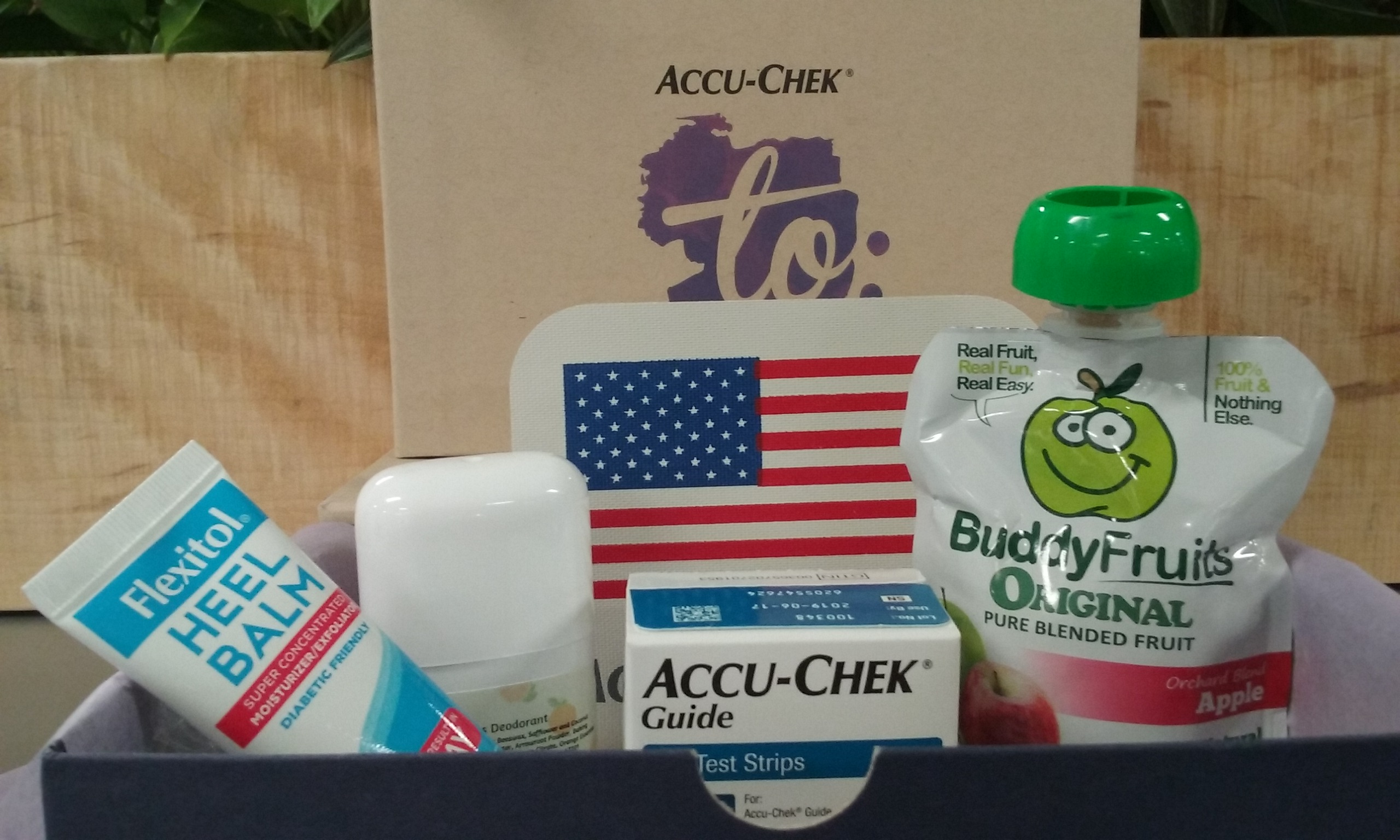 Accu-Chek To experience